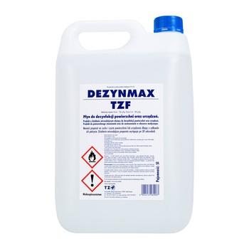 Dezynmax TZF, płyn do dezynfekcji, 5 l