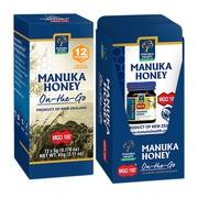 Miód Manuka MGO 100+, nektarowy,  60 g, 12 saszetek po 5 g