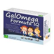 Galomega Formuła IQ, kapsułki elastyczne, 150 szt.