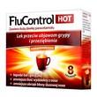 Flucontrol Hot, proszek do sporządzania roztworu doustnego, 5,5g, 8 saszetek