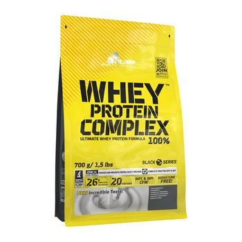 Olimp Whey Protein Complex 100%, proszek, smak czekoladowy, 700 g