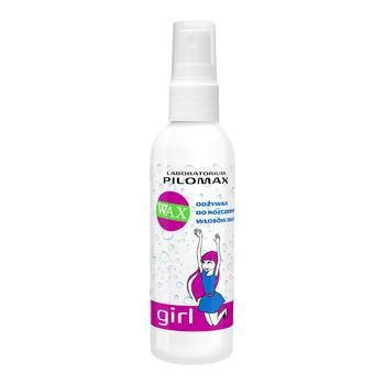 WAX Pilomax, WAX GIRL, odżywka do rozczesywania włosów długich, 100 ml