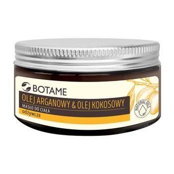 Botame Body, odżywcze masło do ciała z olejem arganowym, 300 ml