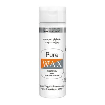 WAX ang PILOMAX Pure Wax, szampon głęboko oczyszczający, 200 ml