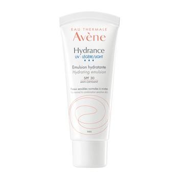 Avene Eau Thermale Hydrance Light UV,  lekki krem nawilżający SPF 30, 40 ml