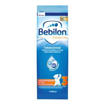 Bebilon 3 Pronutra-Advance, proszek, 30,6 g, 1 saszetka