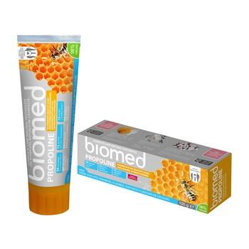 Biomed Propoline, pasta do zębów, propolis, 100 g