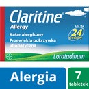 Claritine Allergy, 10 mg, tabletki, 7 szt.