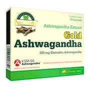 Olimp Gold Ashwagandha (Ashwagandha Premium), kapsułki, 30 szt.