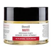 Iossi Naffi, krem nawilżający awokado, jojoba, witamina E, 50 ml