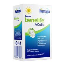 Humana benelife AColic, płyn, 30 ml