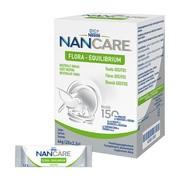 NanCare Flora Equilibrium, proszek, dla niemowląt i małych dzieci, 20 x 2,2 g