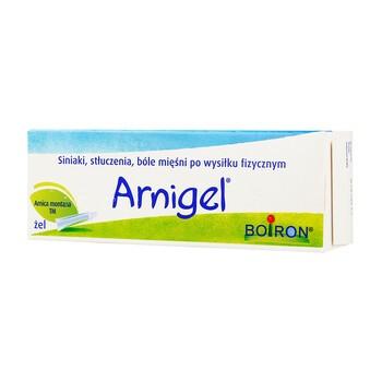 Arnigel, żel na siniaki, stłuczenia, bóle mięśni, 45 g