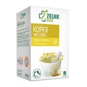 ZIELNIK DOZ Koper włoski, zioła do zaparzania, 2 g, 30 saszetki