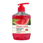 Fresh Juice, kremowe mydło w płynie, watermelon z olejkiem kokosowym, 460 ml