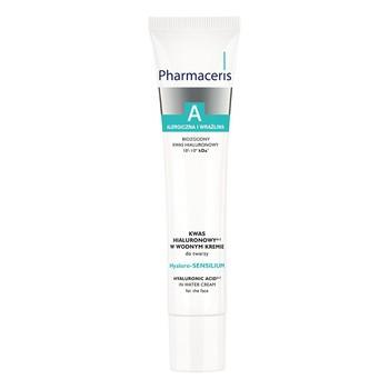 Pharmaceris A Hyaluro-Sensilium, kwas hialuronowy w wodnym kremie do twarzy, 40 ml