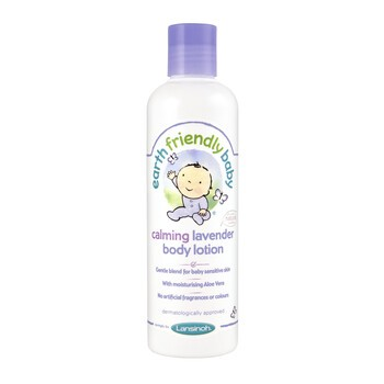 Earth Friendly Baby, balsam do ciała, Organiczna Lawenda, 250 ml
