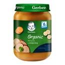 Gerber Organic, obiadek warzywa z cielęciną, 6 m+, 190 g
