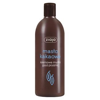 Ziaja Masło Kakaowe, kremowe mydło pod prysznic, 500 ml