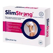 SlimStrong, tabletki, 30 szt.