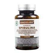 Singularis Spirulina 700 mg, kapsułki, 60 szt.
