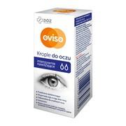 DOZ PRODUCT Oviso, krople do oczu, intensywnie nawilżające, 10 ml
