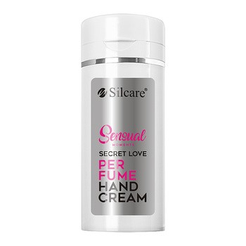 Perfumowany krem do rąk, Sensual Moments Secret Love, 100 ml