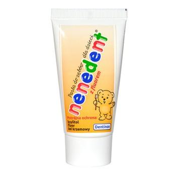 Nenedent, pasta do zębów dla dzieci z fluorem, 50 ml