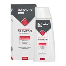 Ketoxin Med, przeciwłupieżowy szampon hypoalergiczny, 200 ml
