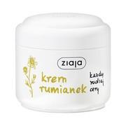 Ziaja Rumiankowa, krem rumiankowy, 100 ml