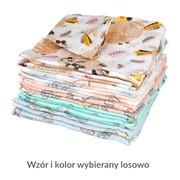 Weber, pielucha bawełniana dla niemowląt, kolorowy mix, 70 x 80 cm, 10 szt.