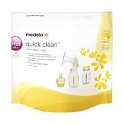 Medela Quick Clean, torebki do dezynfekcji w mikrofalówce, 5 szt.