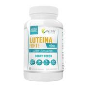 Wish Luteina Forte 40 mg, kapsułki, 60 szt.
