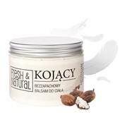 Fresh&Natural, kojący, bezzapachowy balsam do ciała, 500 g