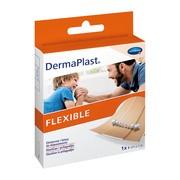 Dermaplast Flexible, plaster 1 m x 6 cm, 1 szt.