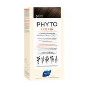 Phyto Color, farba do włosów, 6 ciemny blond, 1opakowanie
