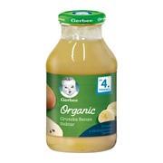 Gerber Organic, nektar gruszka banan, 4 m+, 200 ml