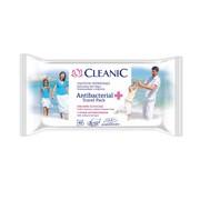 Cleanic Antibacterial Travel Pack, chusteczki odświeżające, 40 szt.