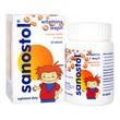 Sanostol, tabletki musujące do ssania, 60 szt.