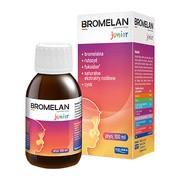 Bromelan Junior, płyn, 100 ml