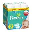 Pampers Active Baby 2 (4−8 kg), pieluszki jednorazowe, 228 szt.