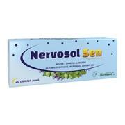 Nervosol Sen, tabletki powlekane, 20 szt.