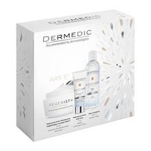 Zestaw Promocyjny Dermedic Regenist, krem wygładzający na dzień, 50 ml + płyn micelarny, 100 ml + krem pod oczy, 7 ml