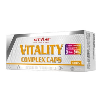Vitality Complex Caps, kapsułki, 60 szt.