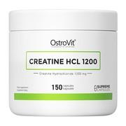OstroVit Creatine HCL 1200, kapsułki twarde, 150 szt.