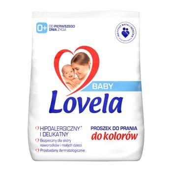 Lovela Baby, proszek do prania, do koloru, 4,1 kg