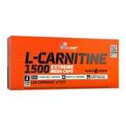 Olimp L-Carnitine 1500 Extreme Mega Caps, kapsułki, 120 szt.
