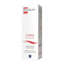 Emolium A-Topic, trójaktywny żel do mycia, 200 ml