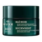Nuxe Bio, krem pod oczy redukujący opuchliznę i cienie pod oczami, gryka,15 ml