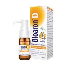 Bioaron D, 400 j.m., krople, 10 ml